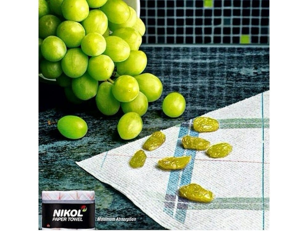 Exaggerating benefits in ads: Nikol Paper Towels