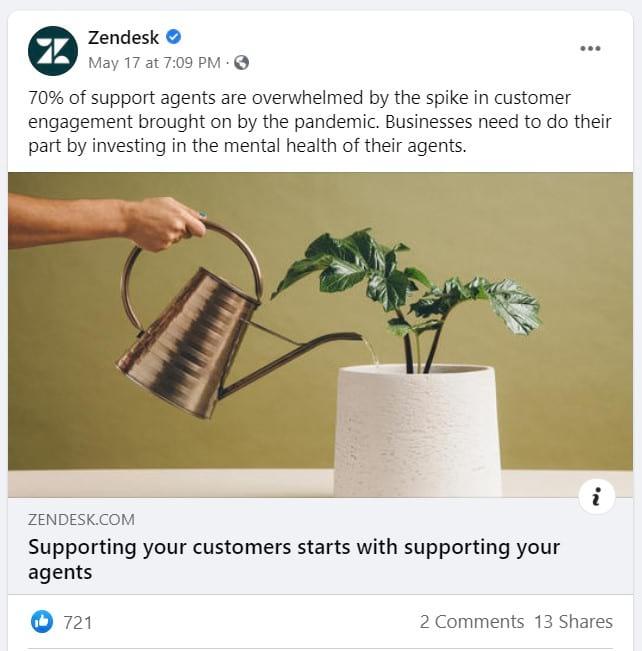 Zendesk Followers - Engagement (Lead Scoring Models)