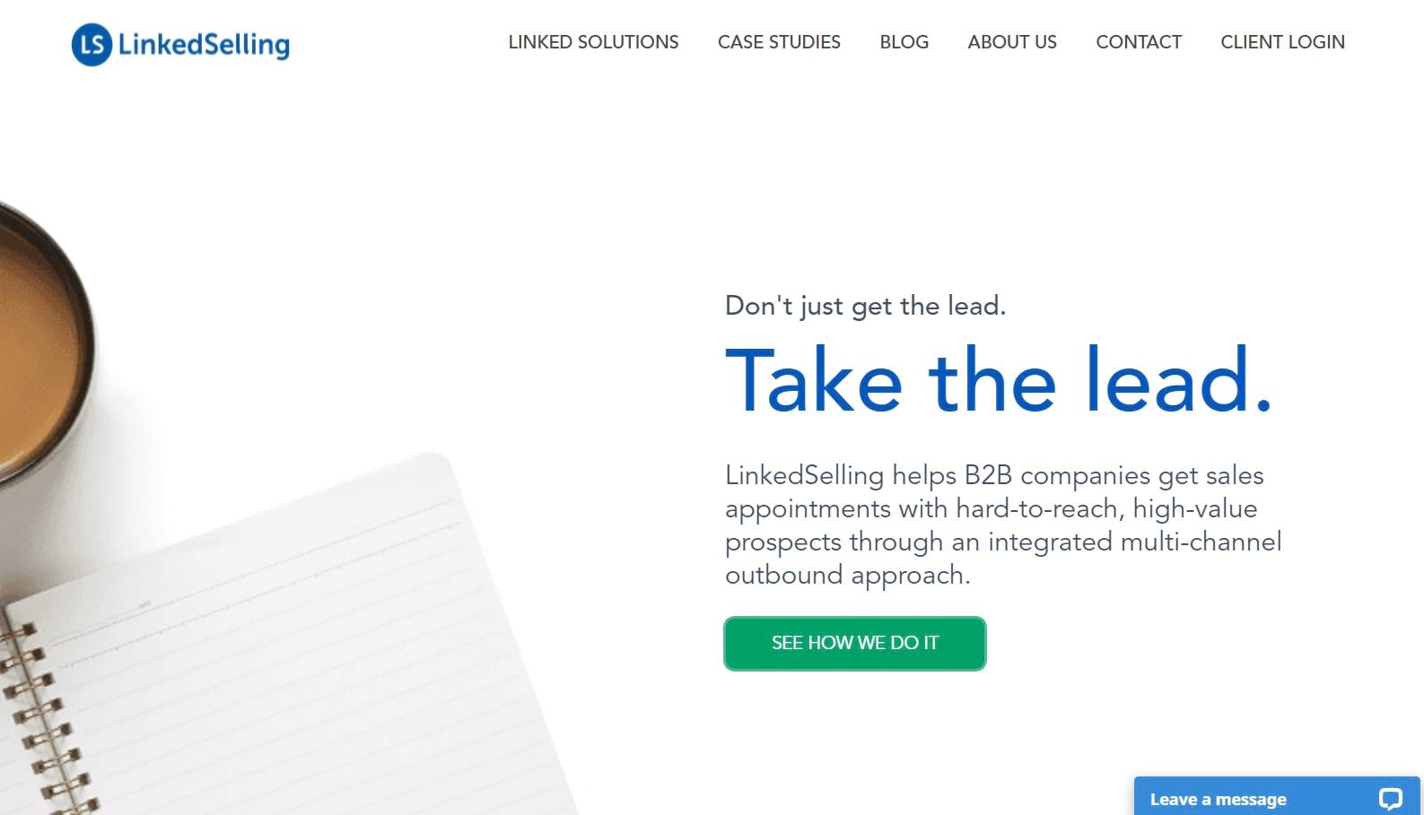 LinkedSelling Lead Gen