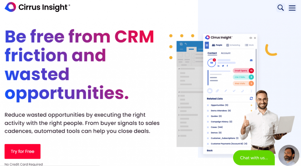 Cirrus LinkedIn Automation Tool