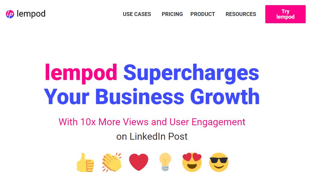 Lempod LinkedIn Automation Tool